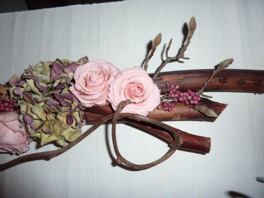 Fiori stabilizzati realizzati da Country Rose